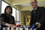 Geólogo Han Niemeyer donó su colección de libros a la Universidad de Atacama